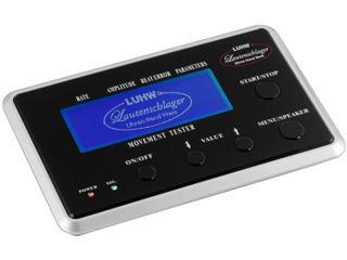 LUHW/ローテンシュラガー タイムグラファー 時計測定器 LU11000BK 【LUHW/ローテンシュラガー】