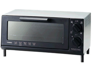 TS-4035S  ツインバード オーブントースター シルバー