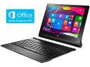 Lenovo/レノボ 【新品】【あす楽対応商品】10.1型SIMフリーWindowsタブレット YOGA Tablet 2 with Windows 32GB 59435738