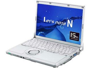 ノートPC「Let's note N10」(CF-N10E)