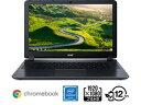 Acer/エイサー Chromebook 15 CB3-532-FF14N (CeleronN3160/4GB/32GB eMMC/15.6型/Chrome/APなし/グラナイトグレイ)