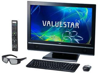 ディスプレイ一体型デスクトップPC「VALUESTAR W」(PC-VW970GS)