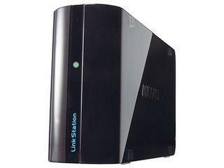 バッファロー 省エネ・静音・小型 ネットワーク対応LAN接続ハードディスク 2TB LS-WSX2.0L/R1J ブラック 納期にお時間がかかる場合があります