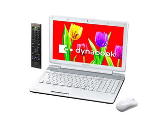 ノートPC「dynabook Qosmio T751」(PT751T8EBF)