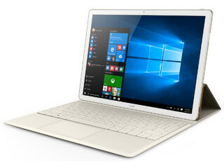 HUAWEI/ファーウェイ 12型Windowsタブレット MateBook M3-4G-128G-5MP Gold/BrownKeyboard/53017377 HZ-W09/GOLD/KSET ゴールド 【値下げしました!】