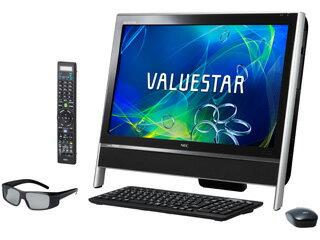 ディスプレイ一体型デスクトップPC「VALUESTAR N」(PC-VN790GS)