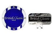 【nightsale】 LEZAX/レザックス BCAC-5561 British Classic クリップマーカー (ブルー)