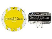 【nightsale】 LEZAX/レザックス BCAC-5561 British Classic クリップマーカー (イエロー)