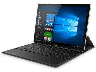 HUAWEI/ファーウェイ 12型Windowsタブレット MateBook M3-4G-128G-5MP Grey/BlackKeyboard/53017381 HZ-W09/GREY/KSET グレー 【値下げしました!】