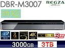 TOSHIBA/東芝 DBR-M3007 REGZA/レグザサーバー 3TB