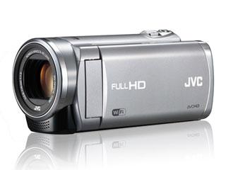デジタルビデオカメラ「Everio GZ-EX270」