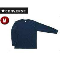 CONVERSE/コンバース CB251324L-2900 ロングスリーブシャツ 【M】 (ネイビー)の画像