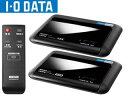 I・O DATA/アイ・オー・データ WTR-HDAV/A テレビ用HDMI無線化ユニット(送信機/受信機)