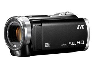 デジタルビデオカメラ「Everio GZ-EX370」