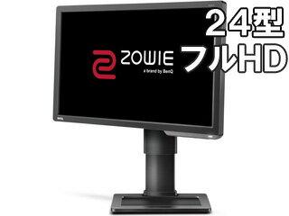 BenQ/ベンキュー TNパネル採用 フルHD24型ワイドゲーミングディスプレイ ZOWIE XL2411P