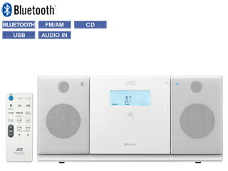 JVC/Victor/ビクター NX-PB30-W(ホワイト) コンパクトコンポーネントシステム【nxpb30】
