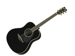 YAMAHA/ヤマハ LL6BL ARE (ブラック) アコースティックギター