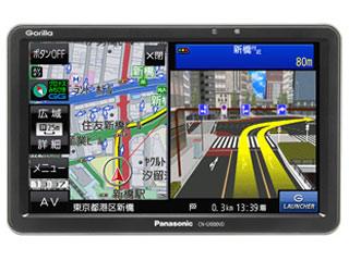 Panasonic/パナソニック CN-G1000VD SSDポータブルカーナビゲーション Gollila/ゴリラ