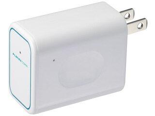 11n/g/b対応150Mbpsコンセント直挿型トラベル無線LANルータちびファイ3MZK-DP150N