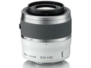 Nikon/ニコン 1 NIKKOR VR 30-110mm f/3.8-5.6(ホワイト)