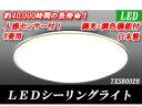 TAKIZUMI/タキズミ 【人感センサー機能付き】LEDシーリングライト TXS80028  【〜8畳】