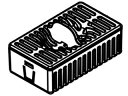Panasonic/パナソニック 電気ストーブ・ファンヒーター用防カビユニット DS037A-X82S0