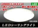 TAKIZUMI/タキズミ 【人感センサー機能付き】LEDシーリングライト TXS12028 【〜12畳】