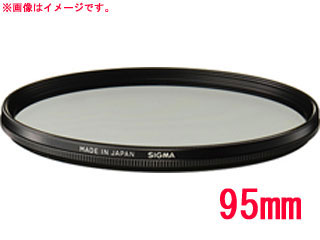 SIGMA/シグマ SIGMA WR CIRCULAR PL FILTER 通常枠タイプ 95mm