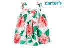 ショッピングカーターズ carters/カーターズ 24M キャミソールチュニック ホワイトフローラル 235G74124