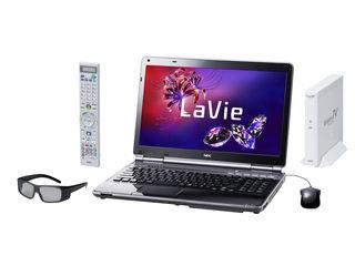 ノートPC「LaVie L」(PC-LL770FS)
