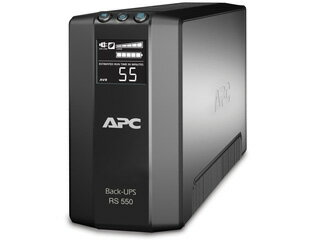 シュナイダーエレクトリック(APC) RS 550 電源バックアップ UPS(無停電電源装置) BR550G-JP ※初期不良、修理問合わせは直接メーカーまでお願い致します(電話番号:0570-056-800)