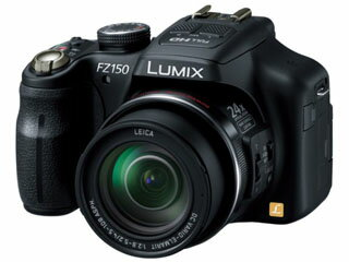 デジカメ「LUMIX DMC-FZ150」