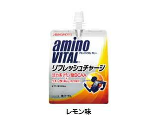 Ajinomoto/味の素 16AM6930 アミノバイタルゼリー リフレッシュチャージ 【レモン味】