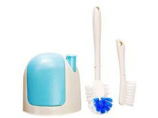 キクロン デュオII ブラシケースセット ブルーの商品画像
