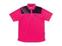 LUCENT(ルーセント) U_ni ゲームシャツ(ピンクXLP8091(ピンク)【140】の画像