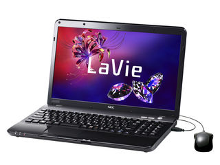ノートPC「LaVie S」(PC-LS550FS)