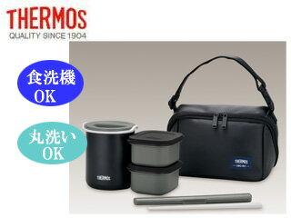 DBQ-362-MTBK保温弁当箱【約0.8合分・マットブラック】