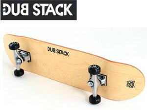 DUB STACK/ダブスタック 【オススメ!】DSB-10 スケートボード [コンプリートデッキ](高品質カナディアンメープル)