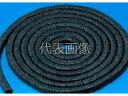 VALQUA/日本バルカー工業 水・油ポンプ用炭化繊維グランドパッキン 6201-10mm×3m