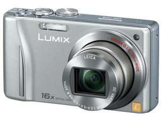 コンパクトデジカメ「LUMIX DMC-TZ18」