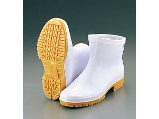 ㊷防菌・悪臭防止加工|アキレス 長靴 タフテックホワイト