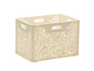 【収納ケース】【BOX】【透かし】【kotori...の商品画像