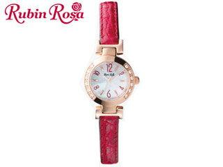 Rubin Rosa/ルビンローザ R504PWHRD 【ルビンローザ ソーラー腕時計】【LADYS/レディース】 【国内正規品】