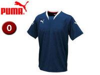 PUMA/プーマ 903287-1 V-KON 半袖ゲームシャツ 【O】 (NAVY-WHITE)の画像