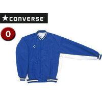 CONVERSE/コンバース CB14112S-2511 ウォームアップジャケット【O】 (ロイヤルブルー×ホワイト)の画像