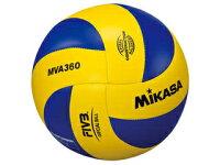 MIKASA/ミカサ バレーボール 練習球5号 MVA360の画像