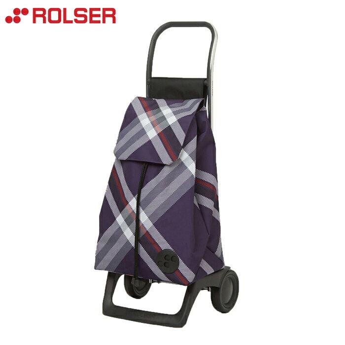 ROLSER /ロルサー ショッピングカート ジョイ ボラ チェック (ネイビー) 日本限定サイズのJOYシリーズ価格の適正さ