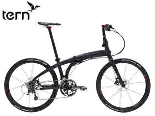 TERN/ターン Eclipse X22 折畳み自転車 2x11speed 【26インチ】 (マットブラック/ブラック) メーカー直送品のため【単品購入のみ】【クレジット決済のみ】 【北海道・沖縄・離島】【日時指定】商品になります。 進化し続けるフォールディングクロスバイク。【期間限定キャンペーン】