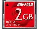 BUFFALO/バッファロー RCF-X2G コンパクトフラッシュ 2GB
