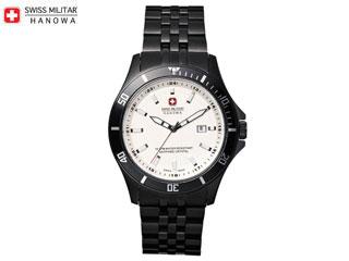 SWISS MILITARY/スイスミリタリー ML-334 【FLAGSHIP】 【RPS160221】 セイコー 革 ベルト 腕時計